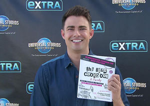 What Prompted Jonathan Bennett to Create His 'Burn Cookbook'