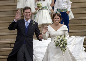Pics! The Royal Wedding of Princess Eugenie