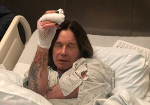 Ozzy Osbourne Reveals How He 'Could Have Died' from Hand Infections