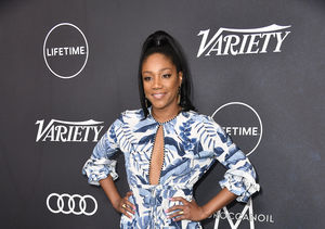 Tiffany Haddish Reacts to Kanye West's White House Meeting: 'This Can't…