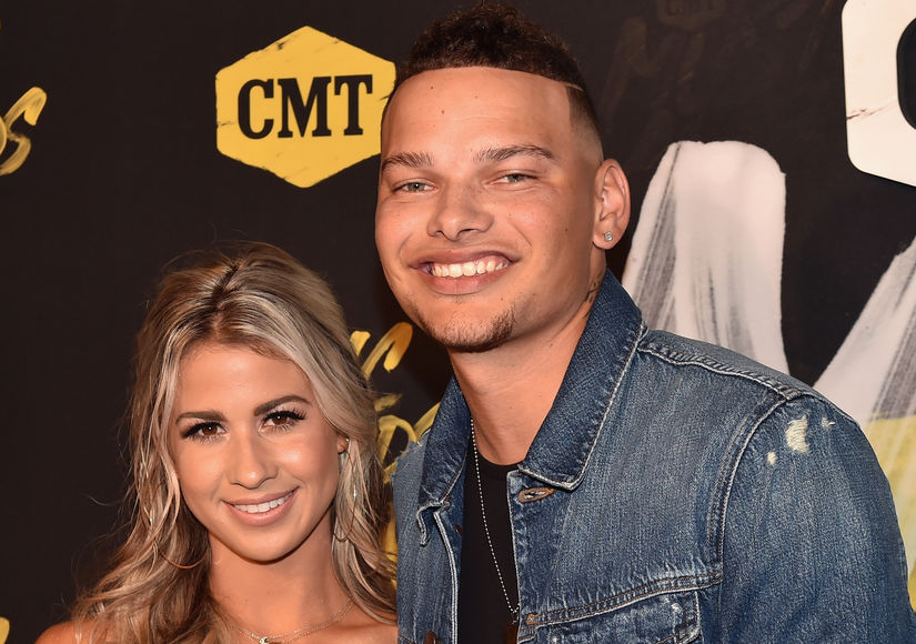 Country Singer Kane Brown Got Hitched!