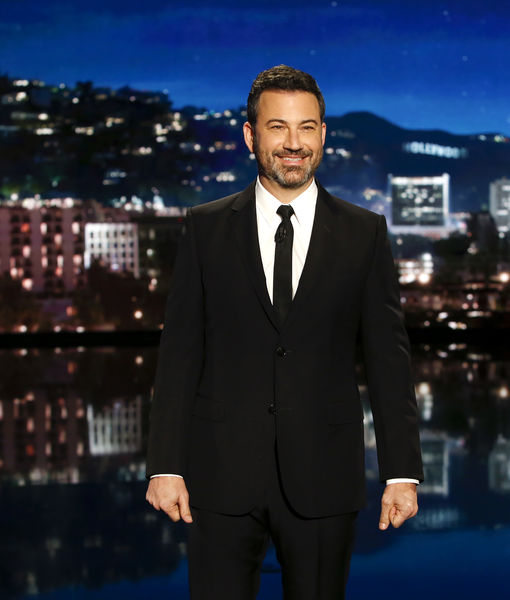 Jimmy Kimmel Weighs In on President Trump & Kanye West's Meeting
