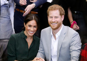 Prince Harry & Meghan Markle Are Expecting!