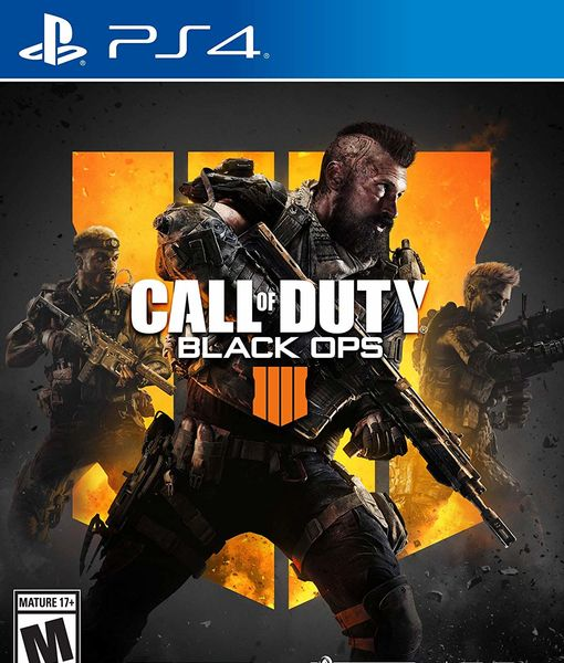 Win It! 'Call of Duty: Black Ops 4' for PS4