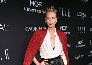 Charlize Theron Credits Mom for Her Bravery, Plus: Her 'Unexpected' Tease…