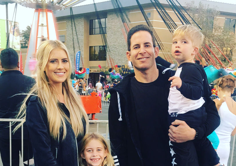 Tarek & Christina El Moussa's Son Hospitalized