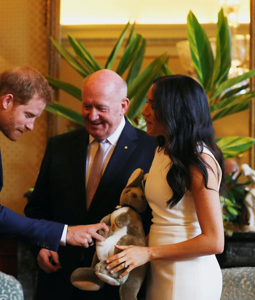 Prince Harry & Meghan Markle's Royal Visit to Australia