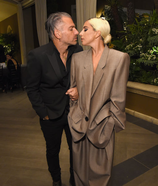 Lady Gaga Confirms Engagement to Christian Carino