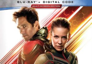 Win It! 'Ant-Man and the Wasp' on Blu-ray and Digital