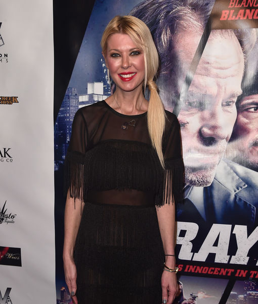Tara Reid Tells Us Her Side of the Story After Gone-Viral Video of Her Exiting Plane