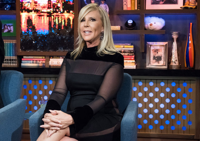 Vicki Gunvalson's TMI Confession About How Much Sex She Needs Every Day