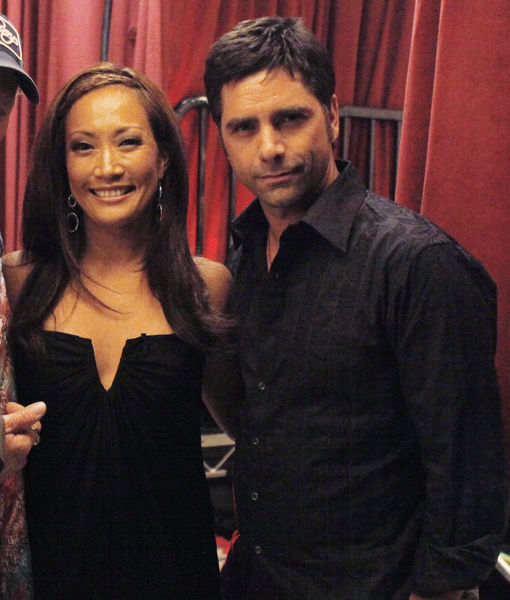 Carrie Ann Inaba Used to Date John Stamos? 'DWTS' Judge Reveals Their '90s Romance