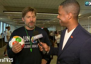 Nikolaj Coster-Waldau Sets the Record Straight on Peter Dinklage…