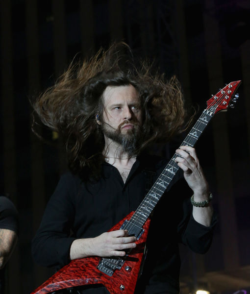 All That Remains Guitarist Oli Herbert Dead at 44
