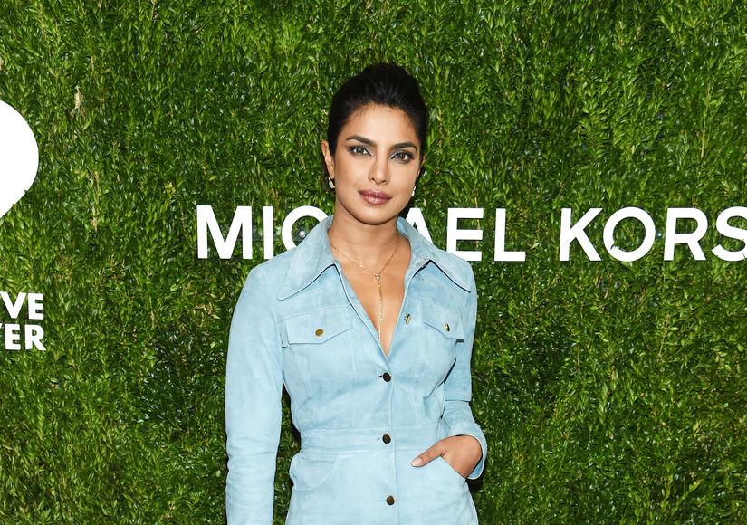 Baby Fever? Priyanka Chopra Reacts to Meghan Markle's Pregnancy Announcement