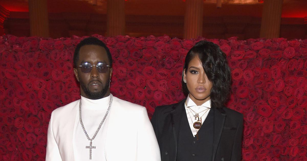 Sean 'Diddy' Combs & Cassie Ventura Split   ExtraTV com