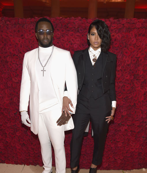 Sean 'Diddy' Combs & Cassie Ventura Split