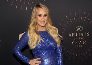 Carrie Underwood Explains Why Performing While Pregnant Is Different