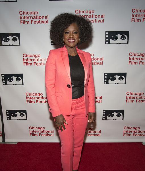 Viola Davis Talks 'Widows' Love Scenes with Liam Neeson, Plus: How She…
