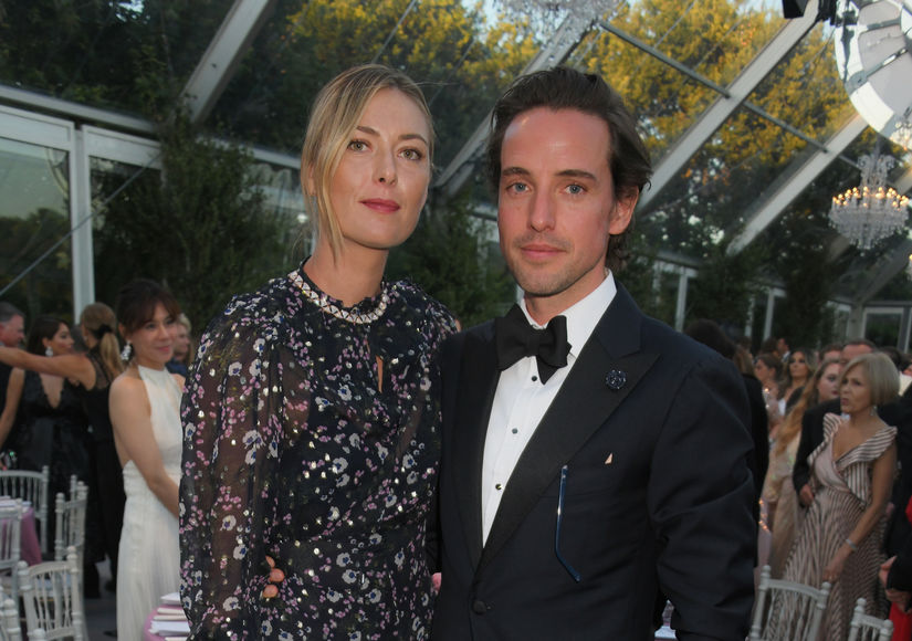 Maria Sharapova Seemingly Confirms She's Dating Prince William's Friend