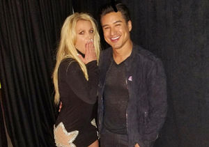 'Extra's' Mario Lopez Helps Britney Spears Announce New Residency in Las Vegas