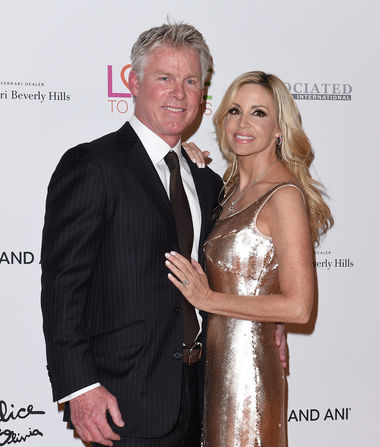 Camille Grammer & David C. Meyer Are Married!