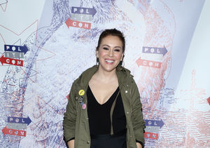 Alyssa Milano's Loving Message for Selma Blair