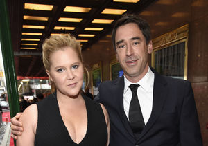 Amy Schumer & Husband Post Pic After Son's First Bath!