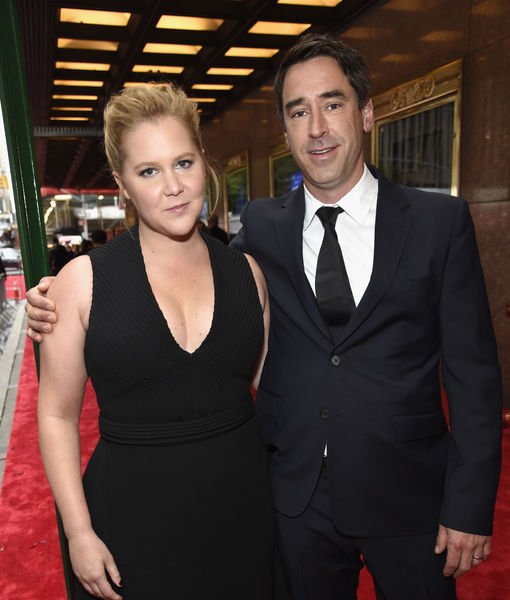 Amy Schumer & Chris Fischer Expecting First Child! See Her Unique Announcement