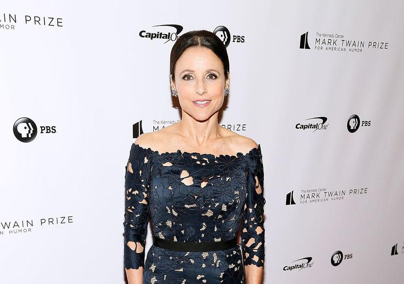 Julia Louis-Dreyfus Talks Cancer Battle, Plus: Her Take on 'Seinfeld' Reboot