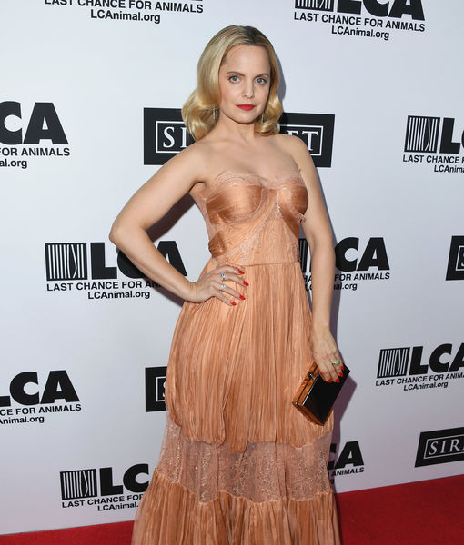 Mena Suvari Confirms She's Married: 'Third Time's a Charm!'