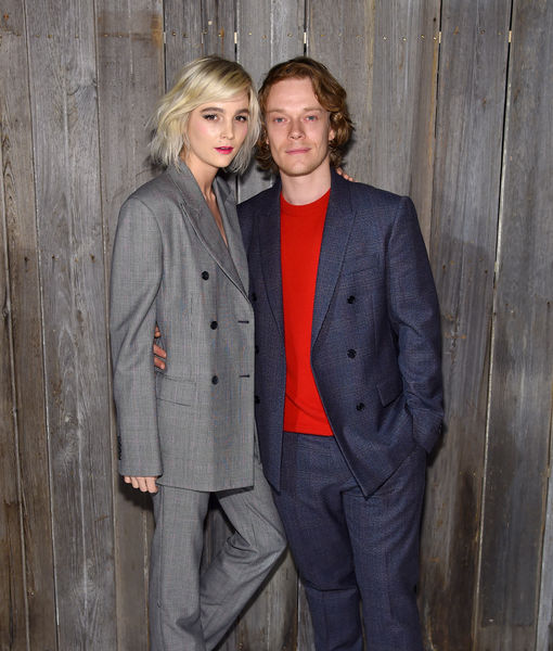 First Baby Pics! Alfie Allen & Allie Teilz Welcome First Child