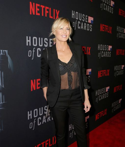 Robin Wright Talks 'Whole Other Element of Drama' in Final 'House of…