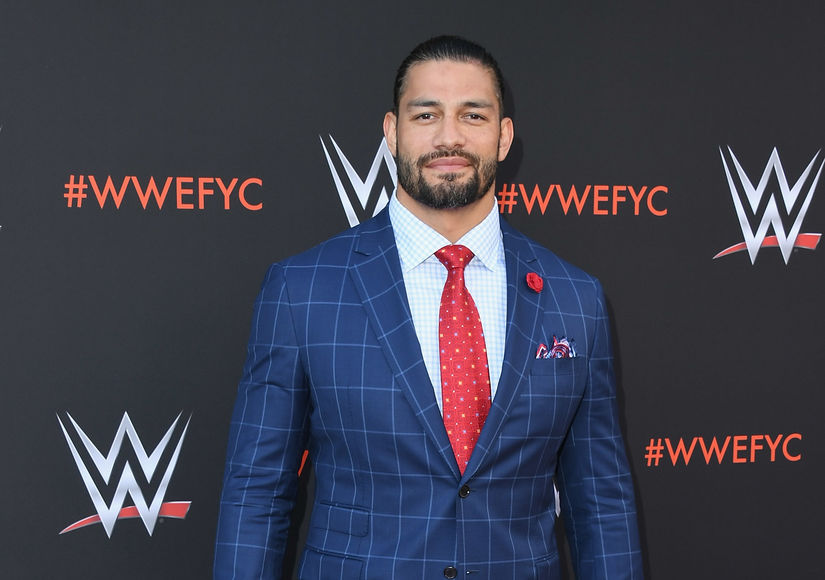 wwe star roman reigns makes shocking cancer revelation extratv com