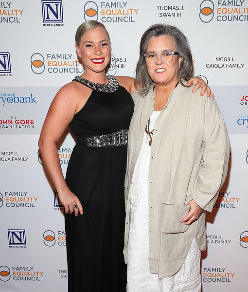 Rosie O'Donnell Confirms Engagement to Elizabeth Rooney