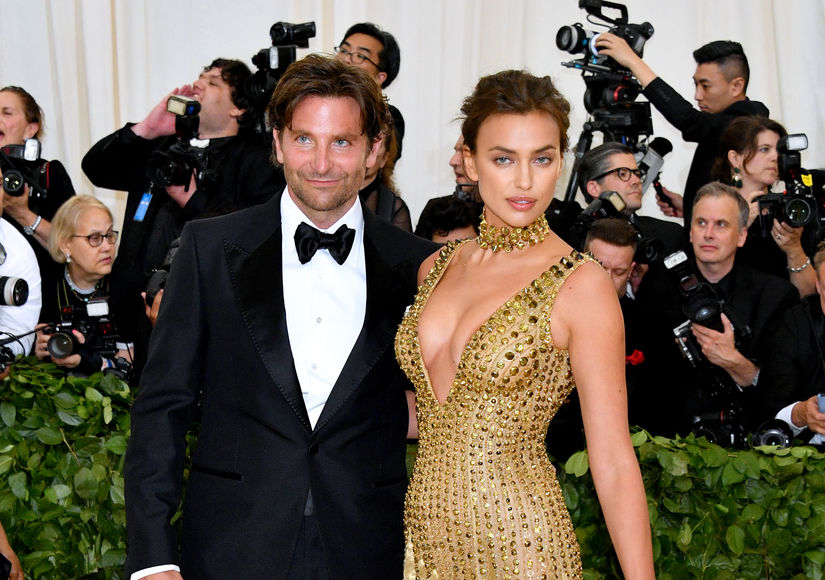 Irina Shayk Shows Bradley Cooper What He's Missing with Her Cheeky Revenge Body