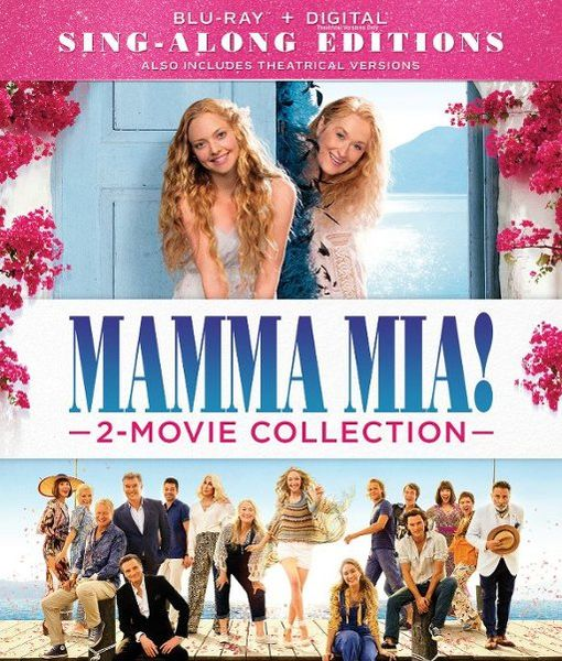 Win It! The 'Mamma Mia!' 2-Movie Collection on Blu-ray and Digital