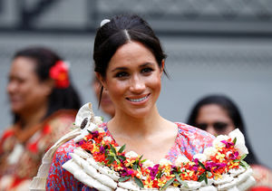 Meghan Markle's Security Scare in Fiji