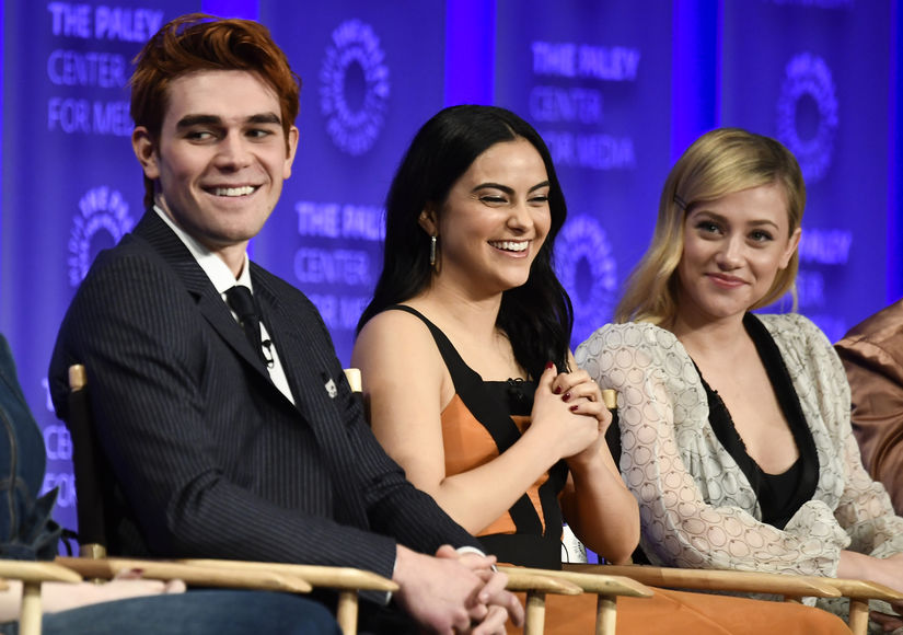 Bughead, Barchie… Jeronica? 'Riverdale' Cast Dishes on the Show's…
