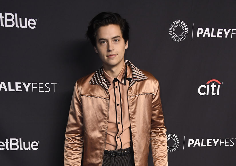 Cole Sprouse Arrested During George Floyd Protest in Santa Monica