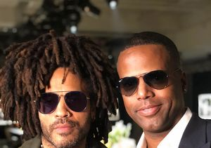 Lenny Kravitz's Three Big Secrets to Staying Young