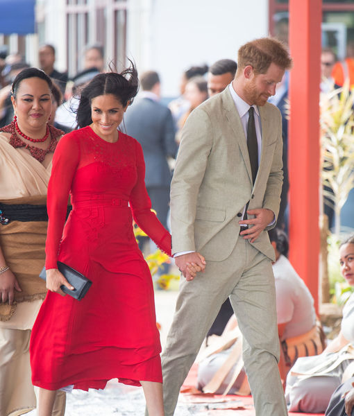 Royal Mistake! Meghan Markle Suffers Fashion Mishap