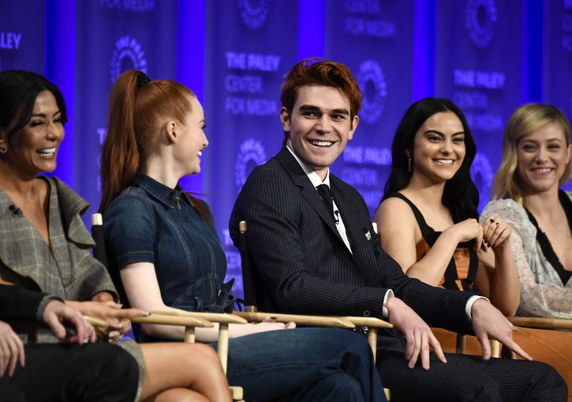 'Riverdale' Cast Opens Up on Saying Goodbye to Luke Perry