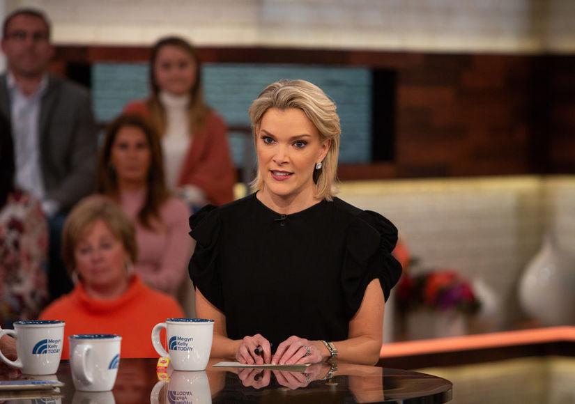 NBC News Cancels 'Megyn Kelly Today'