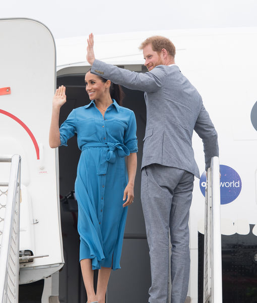 Prince Harry & Meghan Markle's Mid-Air Scare — What Happened?