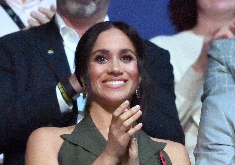 Meghan Markle Proudly Shares Pic She Took of Prince Harry