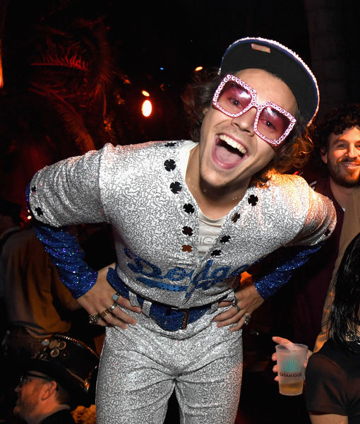Inside the Star-Studded Casamigos Halloween Bash!