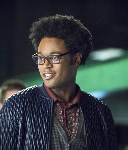 Echo Kellum Drops Hint About 'Arrow' Flash Forwards, Plus: His LOL Response…