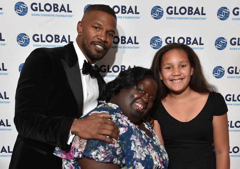Jamie Foxx's Sister Is 'Really Happy' to Have Him as Her Older Brother