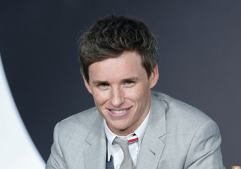 Eddie Redmayne's Sweet Words About 'Crimes of Grindelwald' Co-Star Johnny…